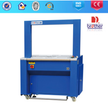 2016 Electric Type Fully Automatic PP Strap Belt Packing Bundling Wrapping Strapping Machine