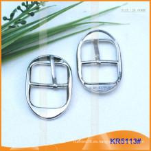 Tamaño interior 20mm Metal Hebillas para zapatos, bolsa o cinturón KR5113