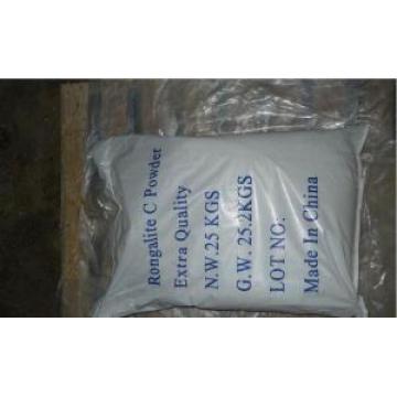 Rongalite--Sodium Formaldehyde Sulfoxylate 98% Powder----2016 Hot Sale