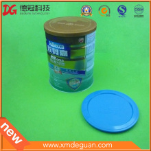 Food Grade Plastic Can Lid for Powder Can