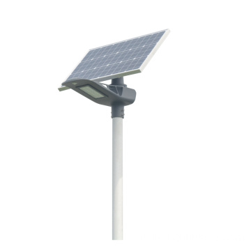 Taman luar ruangan 20W LED Solar Street Light