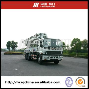 37 м Isuzu грузовик монтируется Доставка бетона насос (HZZ5270THB)