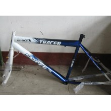 Mountain Bicycle Frame Parts