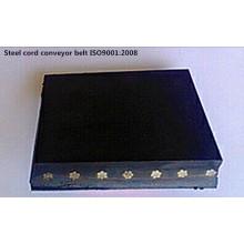 1400mm 5/5 ST1600 Convoyeur à cordon en acier