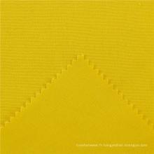 Rofessional Of Cotton Bag Easy Clean 255GSM tissu en toile jaune