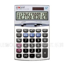 Calculadora de mesa de 12 dígitos de dupla potência com funções Gt e Mu (CA1196)