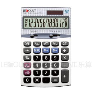 12-разрядный калькулятор для настольных ПК с функциями Gt и Mu (CA1196)
