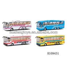¡Caliente !!! 1:76 mini autobús teledirigido de 5CH mini con las luces H109431