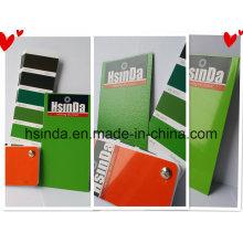 Порошковые покрытия с эпоксидным основным сырьем и порошковым покрытием