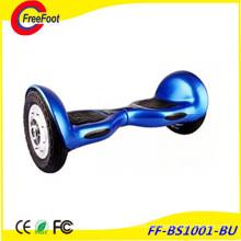 Eco-Friendly inteligente de 10 pulgadas de 2 rueda de auto equilibrio Scooter eléctrico