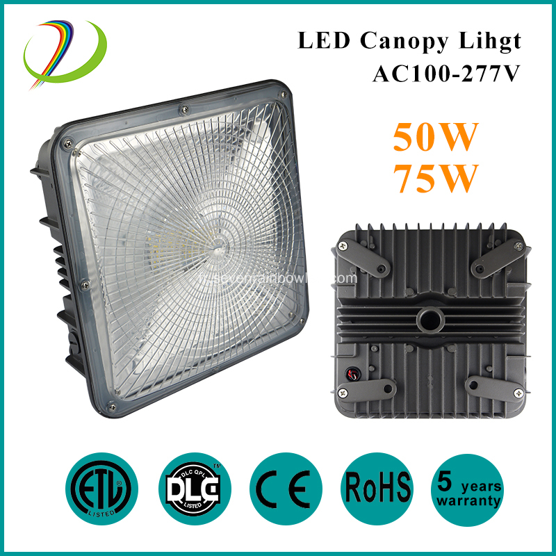 50W Led Canopy Lights