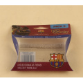 Caixa de embalagem de presente de plástico pequeno em forma de travesseiro (pacote de PVC)