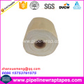 Petrolatum tape for marine oil pipe