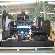 Doosan Motor Offener Diesel Generatorsatz (460kVA / 368KW)