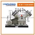 Компрессор компрессора кислорода Компрессор высокого давления компрессора кислорода Компрессор высокого давления компрессора компрессора кислорода (одобрение Gv-18 / 4-150 CE)