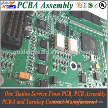 Assemblée personnalisée de pcba Assemblée de fourniture d'ems service de carte PCB Usa
