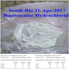 Clorhidrato / HCl de bupivacaína USP para anestesia local CAS. No .: 14252-80-3