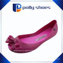 Neue Art und Weise weicher PVC-Dame Shoe Shop 2016