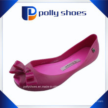 Новая мода мягкой ПВХ повелительница обуви магазин 2016