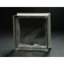 190*190*80mm Gray Cloudy Glass Block