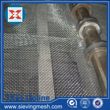 Mesh Wire Crimped Murah