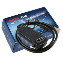 usb 2.0 to sata+IDE connector cable with otb