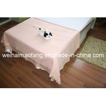 Bambu de lã tecida Hotel manta (NMQ-CBB-007)