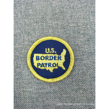 Fashion Embroidery Patch for Iron on Clothing