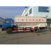 12m3 dongfeng bulk feed truck, 4x2 china new bulk feed truck à venda