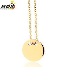 Edelstahl-Schmucksache-Art- und Weisezusatz-Halskette