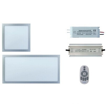 ND-7 RF Remote Control Dimmable Panel Light