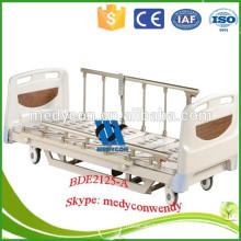 medline full electric hospital bed