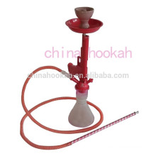 Hand gun zinc high quality fashionable pistal / ak47 hookah wholesale