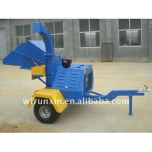 wood chip cutting machine (DWC-22, 22hp) with CE approved