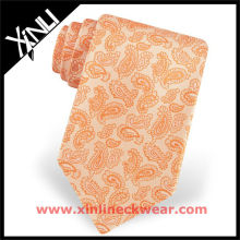 New Collection Yellow Paisley Ties