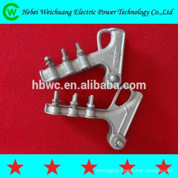 NLL aluminium alloy strain clamp