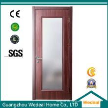Personalice las puertas interiores de madera maciza para proyectos de viviendas