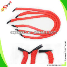 Bag Handle Polyester String with plastic Barbs