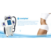Cryolipolysis amincissant les poignées de machine de Zeltiq de Coolsculpting 4