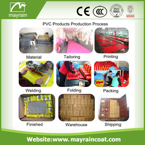 100 % Waterproof PVC Apron