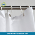 Polyester Shower Curtain With 12pcs C Hook
