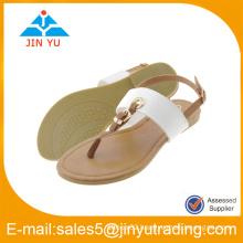 new design ladies shoes flat sole