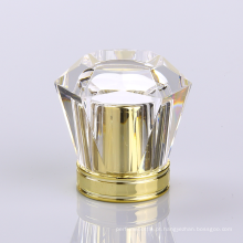 O mercado orientou a tampa de garrafa do perfume do colar de Surlyn UV da fábrica do OEM
