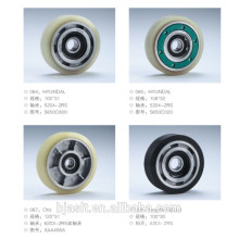 Escalator chain Roller/Guide Pulley/Escalator parts