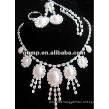 Costume wedding jewelry set (GWJ12-420)
