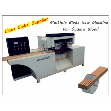 2016 New Style Multiple Blade Saw Machine with Low Price