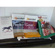 PP/ PE Animals Feed Woven Bags for Promotion