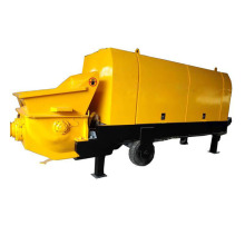 2021 diesel 60m3 / h sistema hidráulico máquina bomba de hormigón