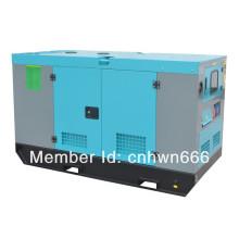 Groupe électrogène diesel silencieux petit à la puissance de 25kva Ricardo diesel moteur (générateur de Chine)