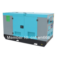 Small silent diesel generator power by 20kw Lion diesel engine(China generator)